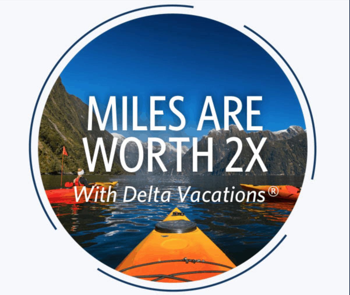 Delta Vacations Promo