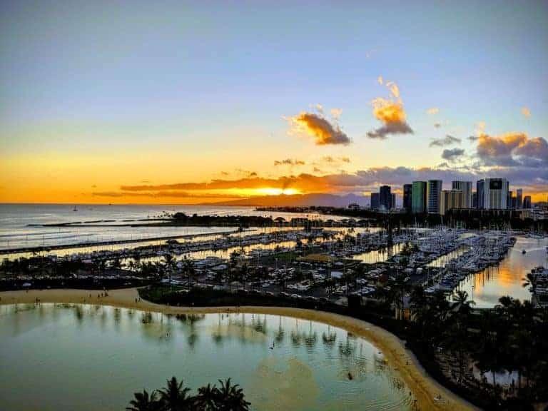 Hawaiian Village Waikiki Beach Resort