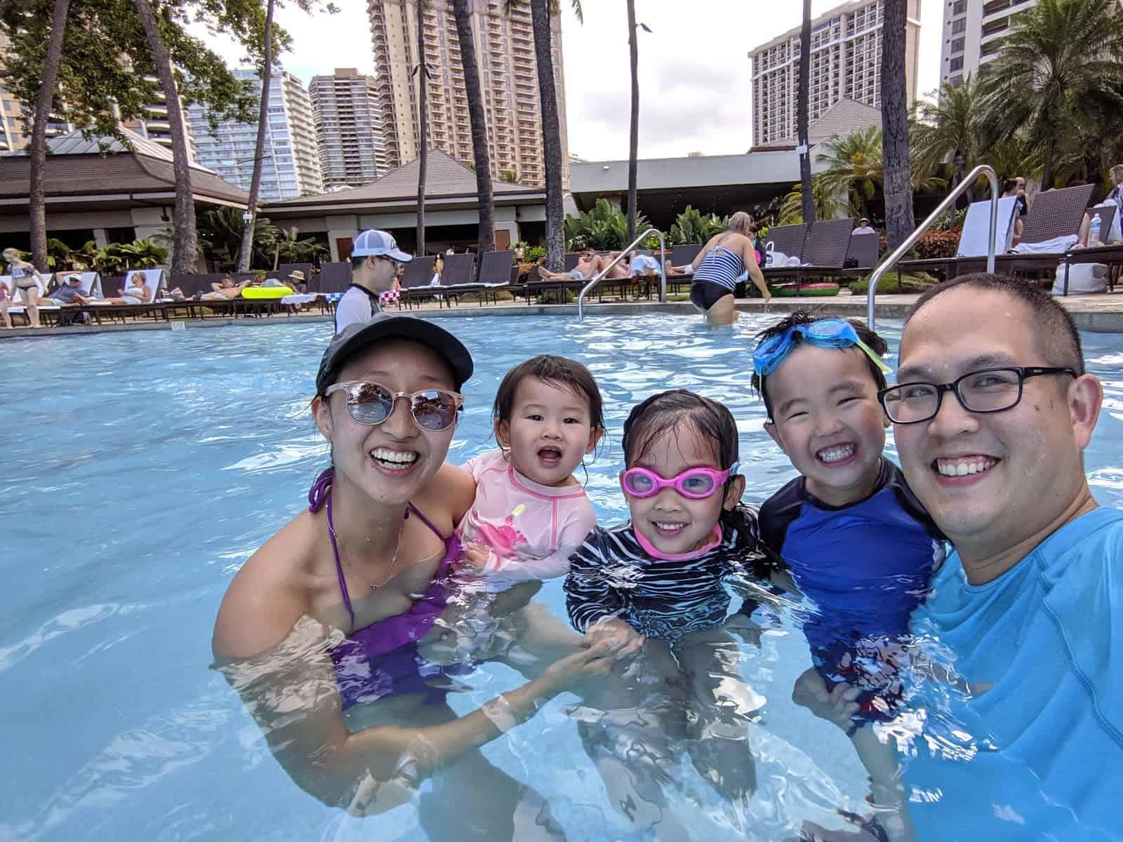 Is the Hilton Hawaiian Village Waikiki Beach Resort good for kids?