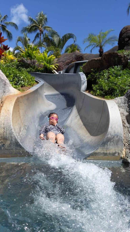 Paradise Pool Medium Slide