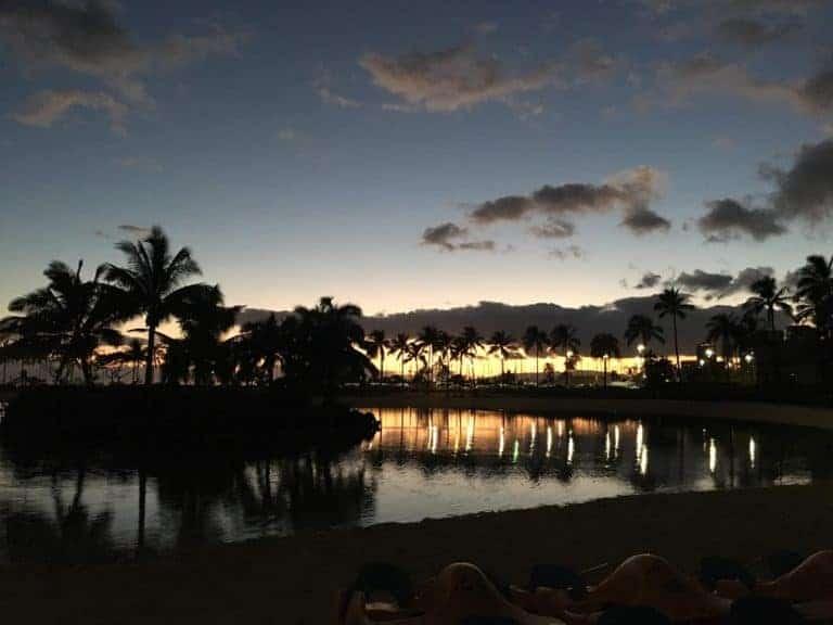 Booking the Hilton Hawaiian Village Waikiki Beach Resort with points