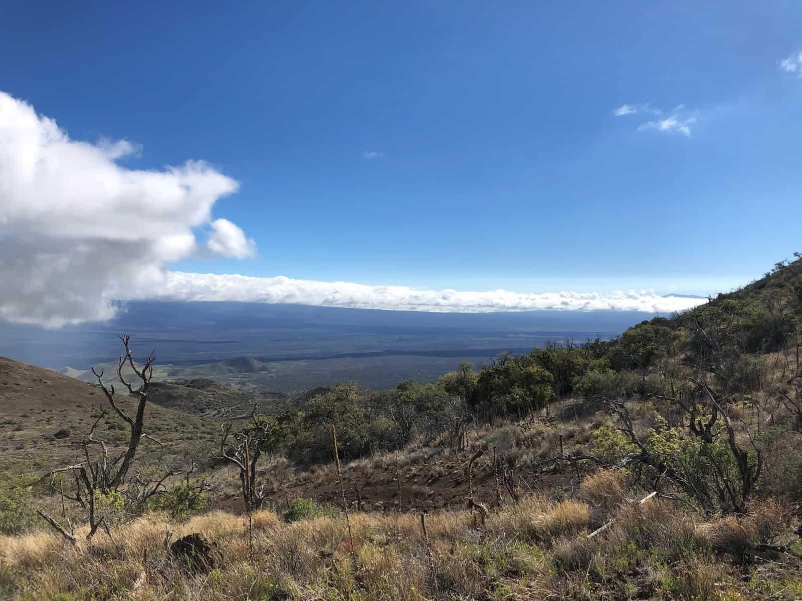 Mauna Kea mountains