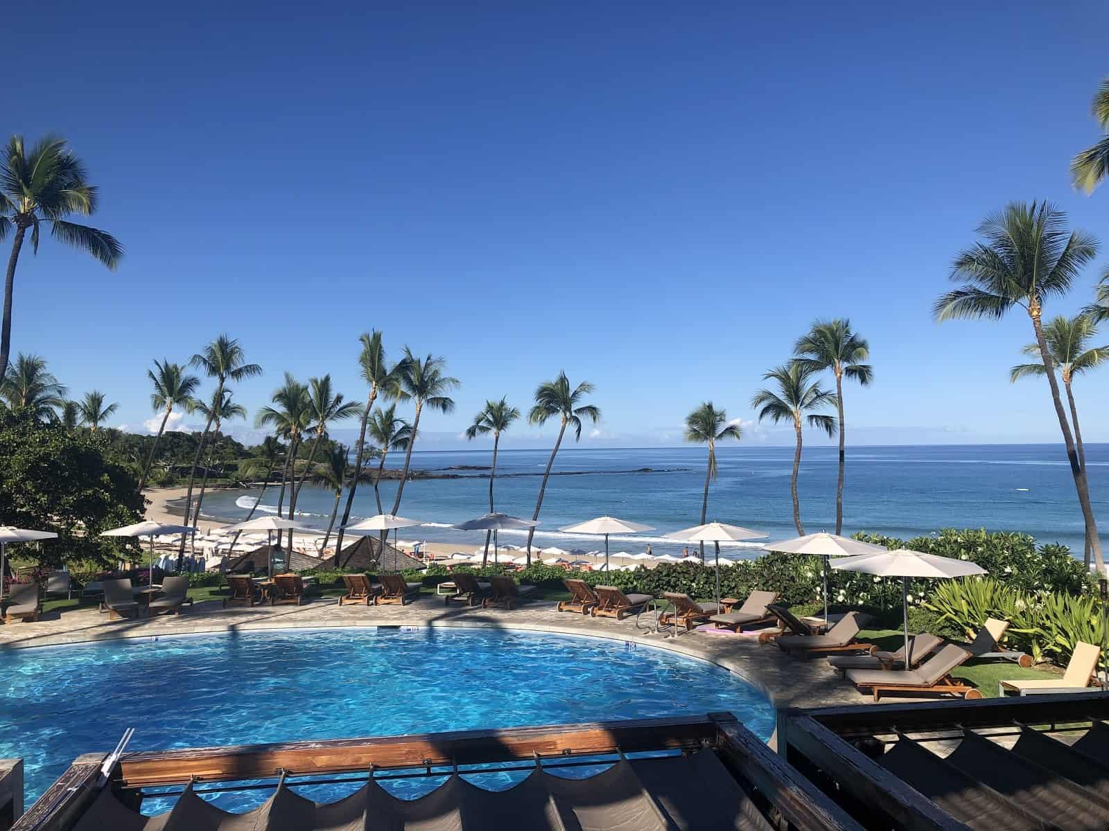 Mauna Kea Beach Hotel Review