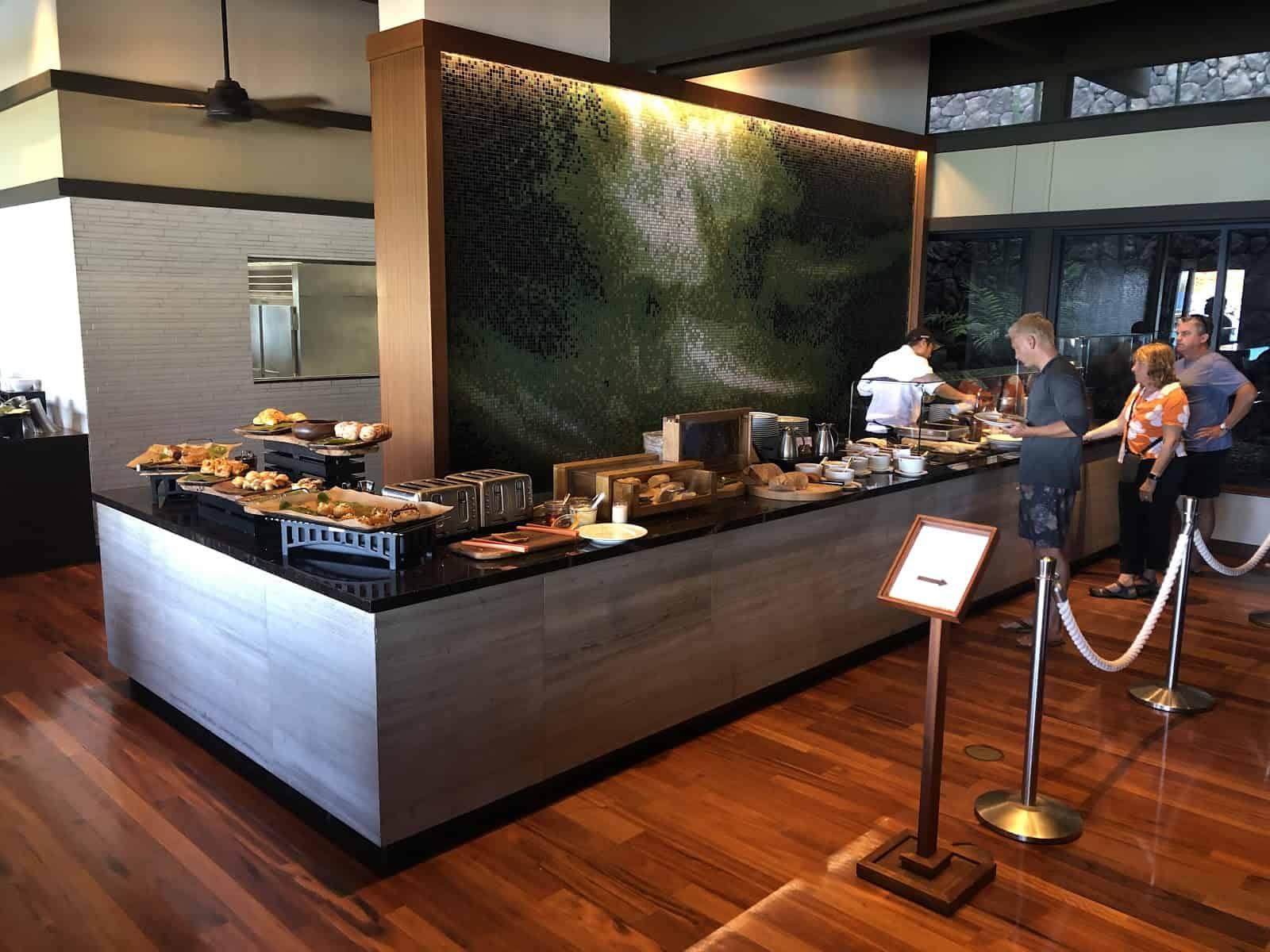 Mauna Kea Beach Hotel Dining-Manta
