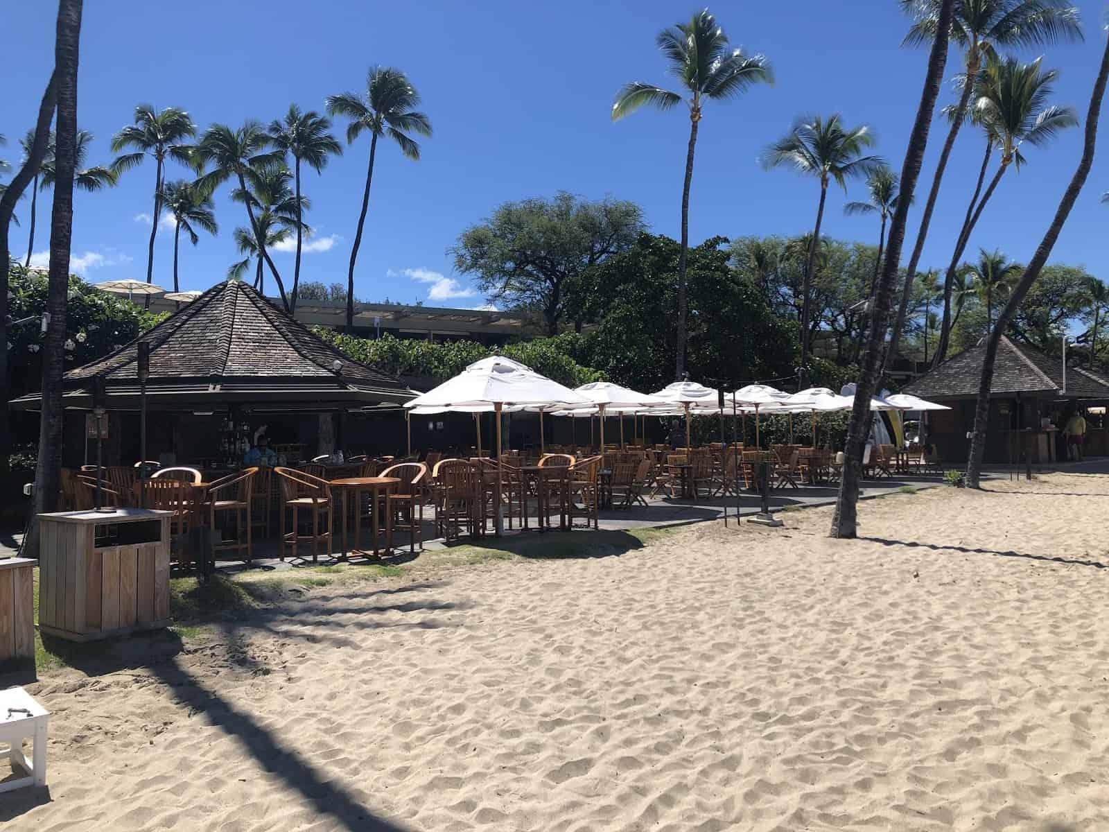 Hau Tree-Mauna Kea Beach Hotel Review