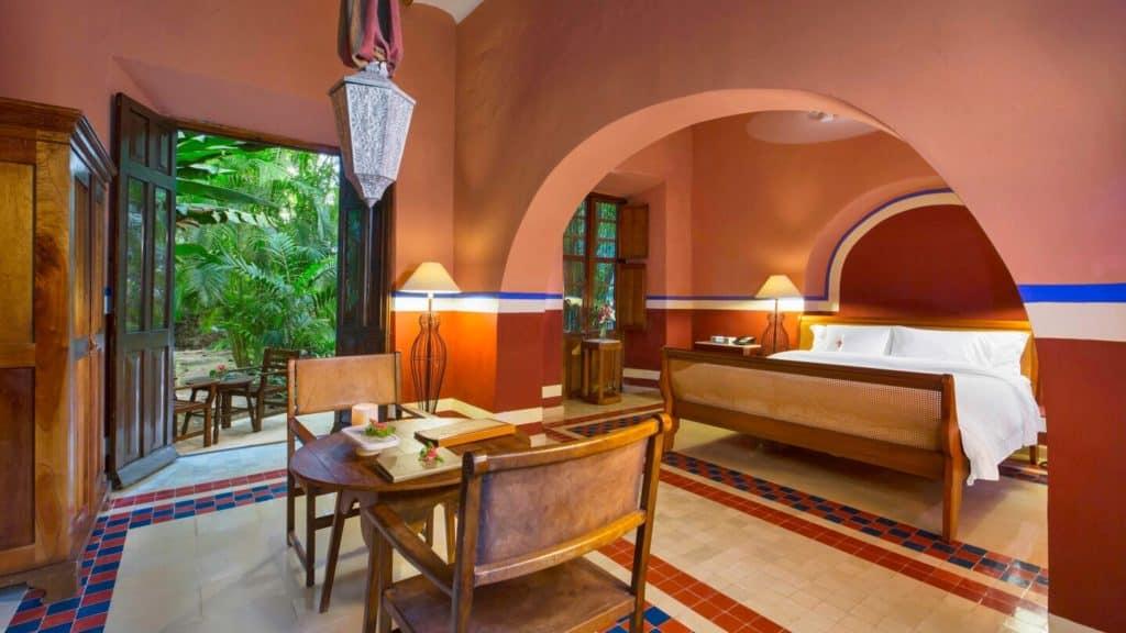 Hacienda San Jose, a Luxury Collection Hotel, San Jose Junior King Bed