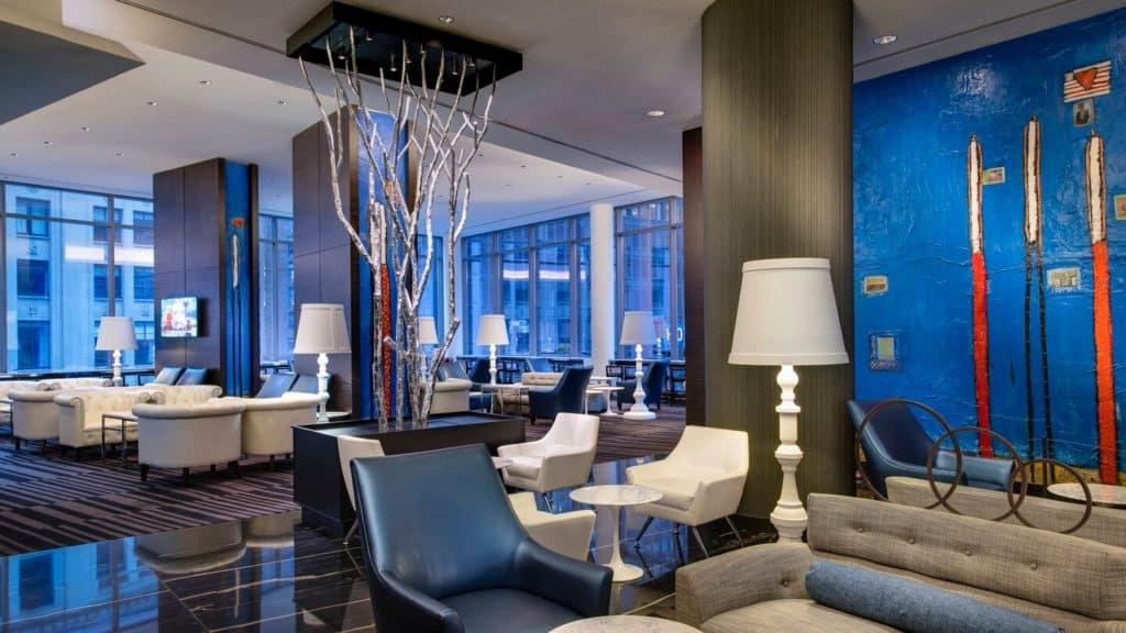 Marriott Great Room-Residence Inn New York ManhattanCentral Park