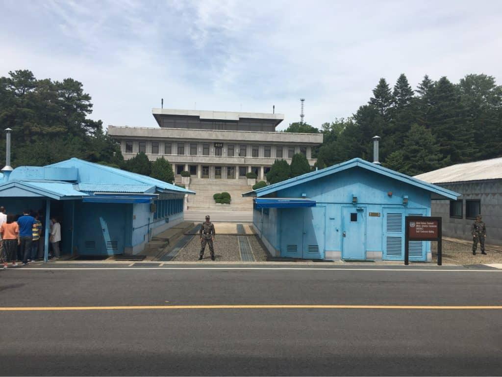 Seoul Travel Tips-Visit DMZ and JSA