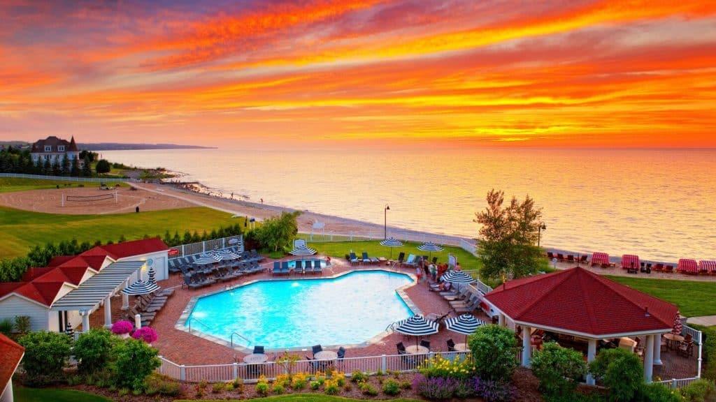 Inn at Bay Harbor, Autograph Collection, Bay Harbor, Michigan -A Romantic World-Class Resort on the Shores of Lake Michigan