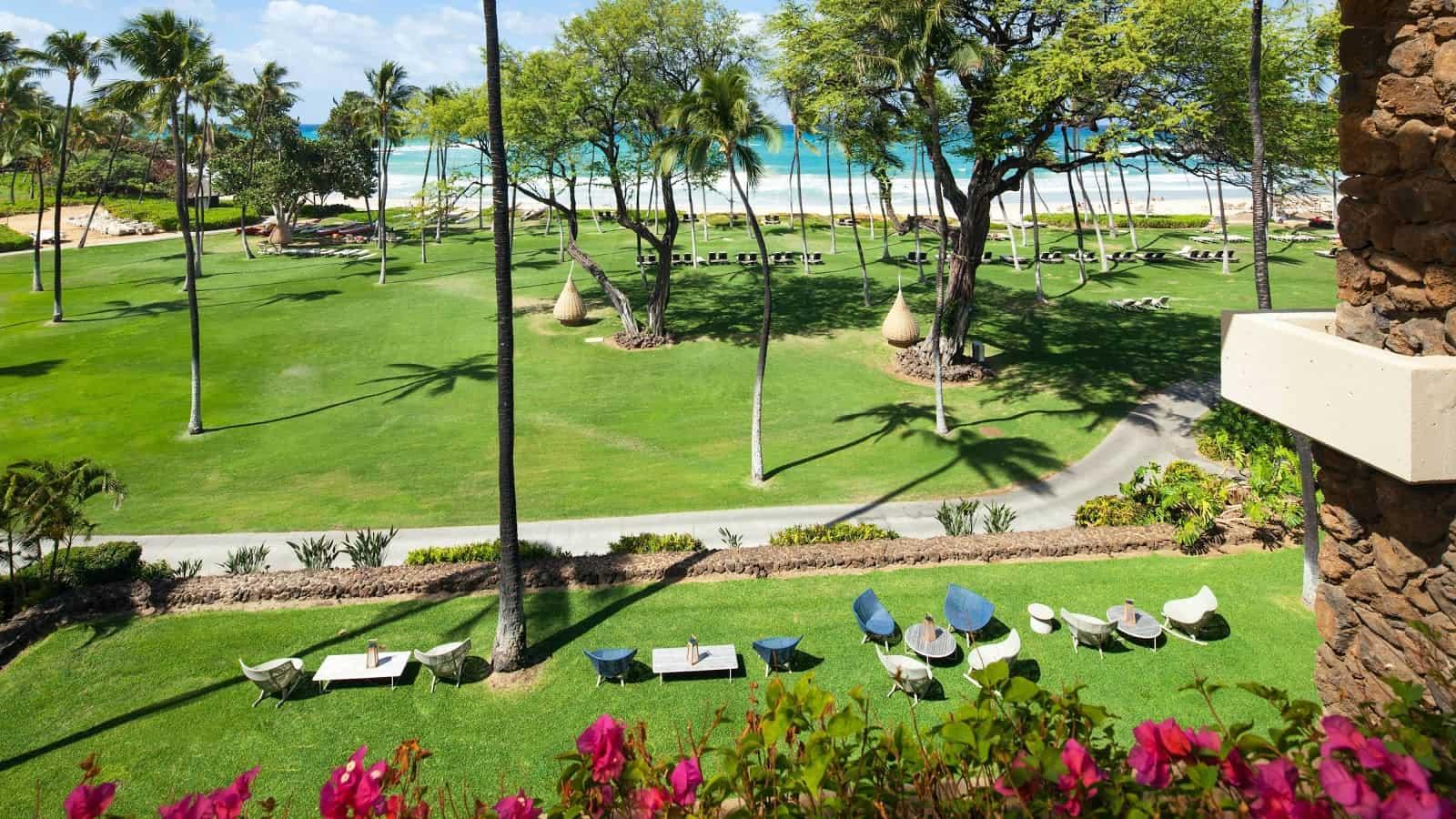 Beachfront Wing - Mauna Kea Beach Hotel Review