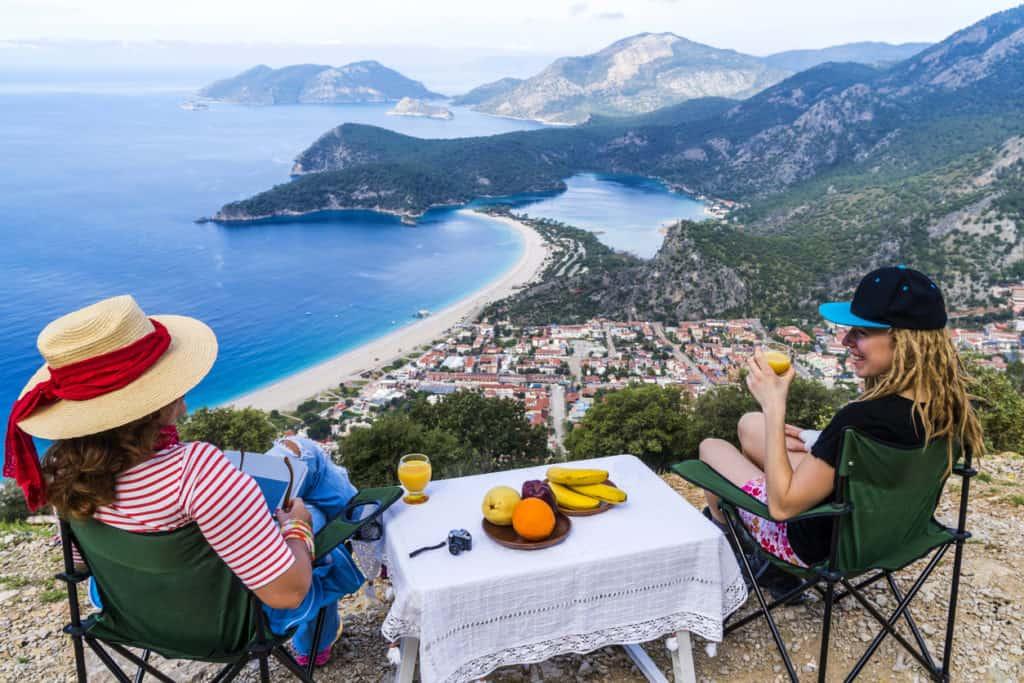 Best Ways to Fly to Turkey with Miles- lagoon, Oludeniz, Turkey