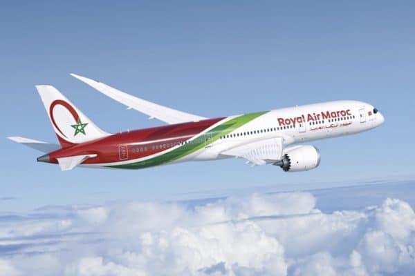 Royal Air Maroc Boeing 787 Dreamliner