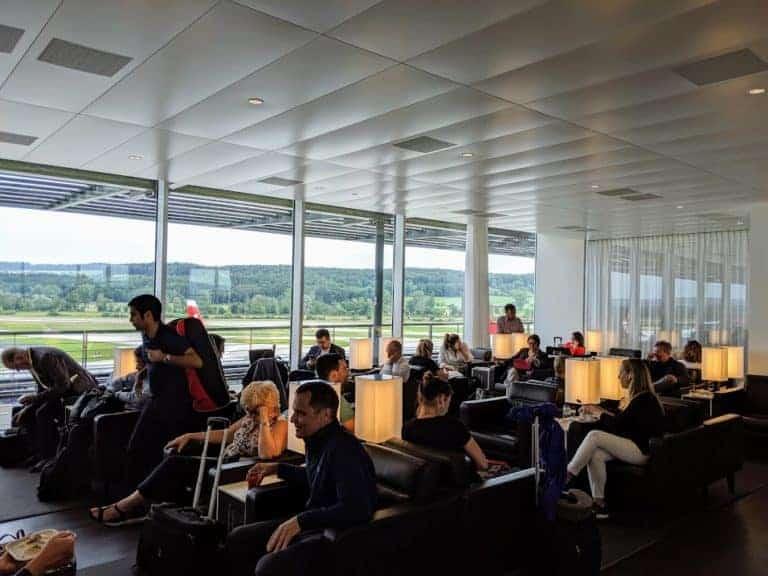 Zurich Lounge Seating