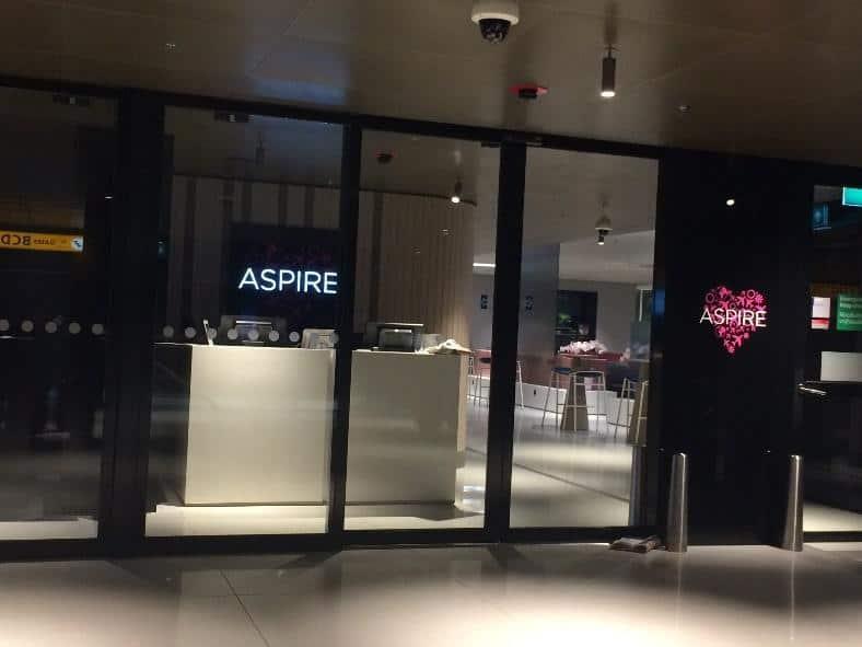 Aspire Lounge - Amsterdam