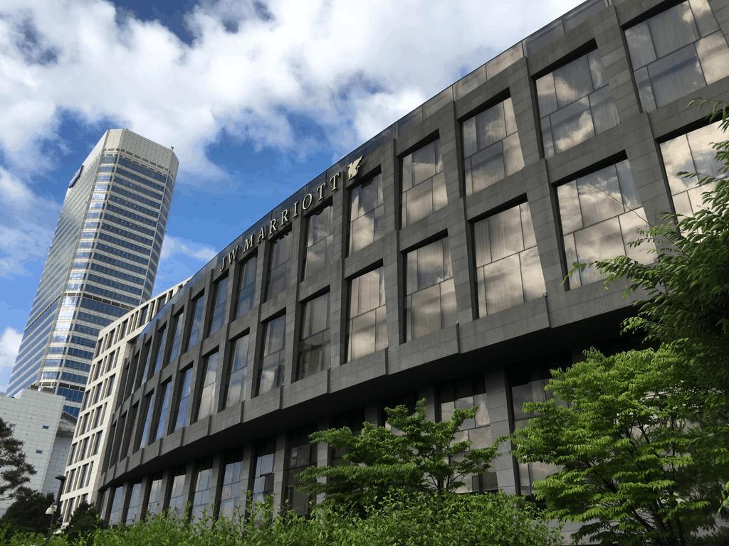 JW Marriott Dongdaemun Seoul
