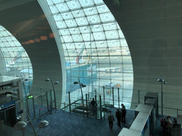 Emirates F Lounge