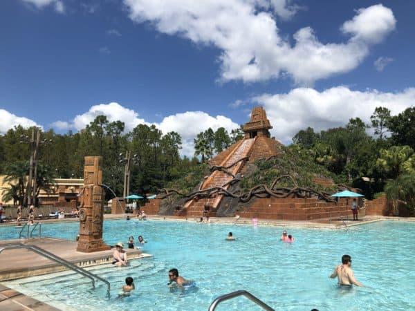 Pool - Disney's Coronado Springs Resort