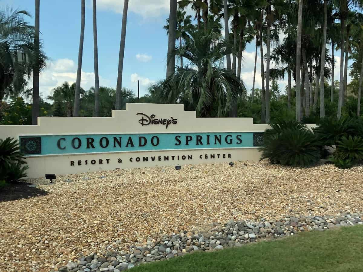 disney's coronado spring resort