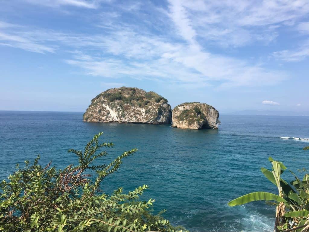 ocean view from Hyatt Ziva Puerto Vallarta