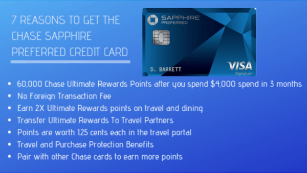 7 Reasons To Get The Chase Sapphire Preferred Including A 750 Bonus 10xtravel