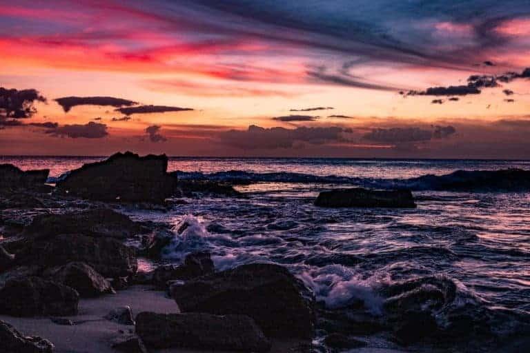 iSecret Beach, Ko Olina