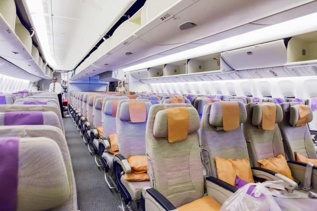 emirates airlines economy seats