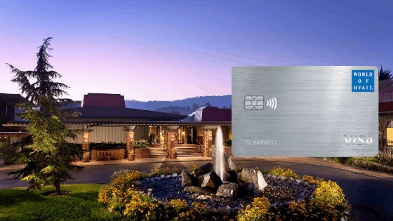 Best Time of Year to Open the World of Hyatt Credit Card
