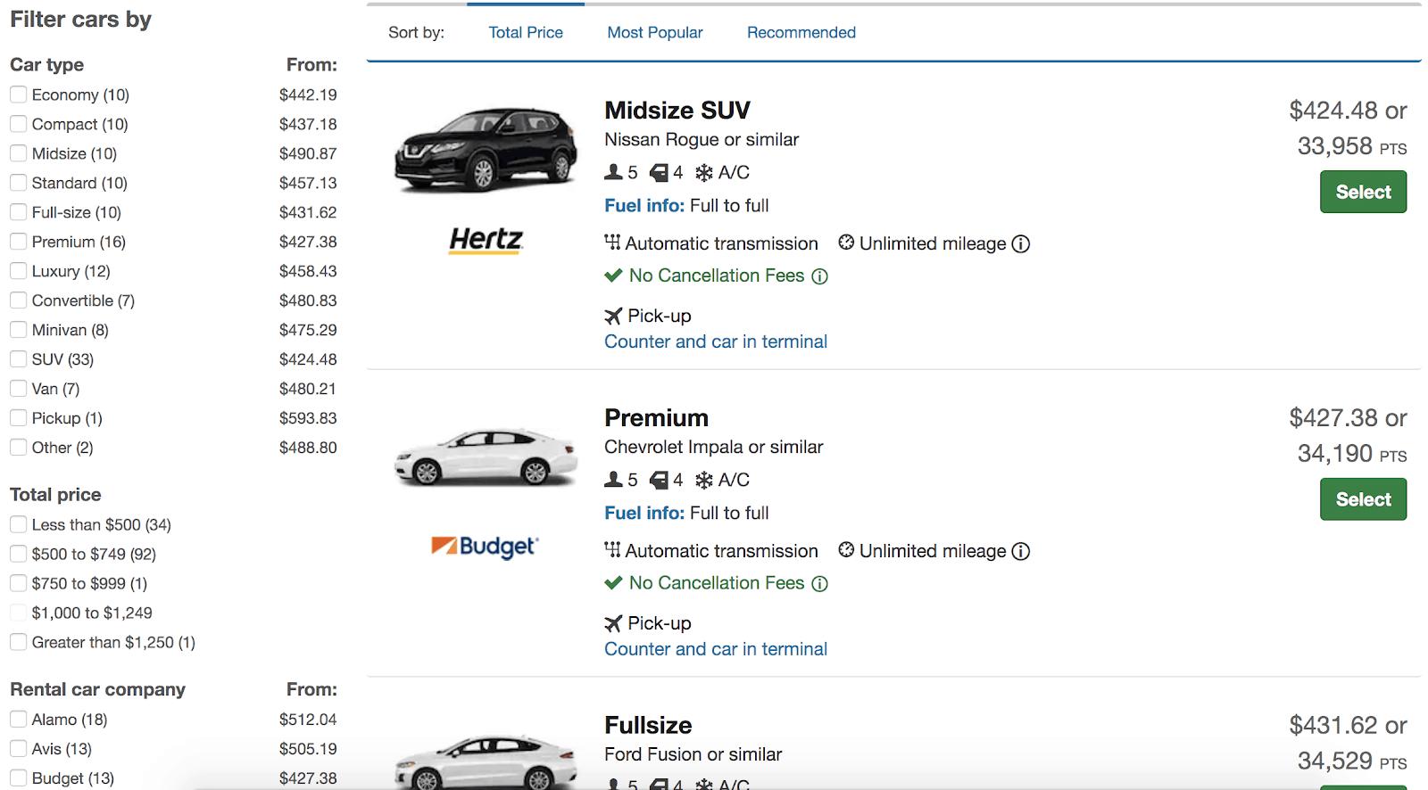 UR Cars