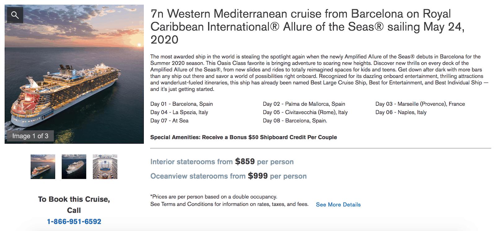 UR Cruises