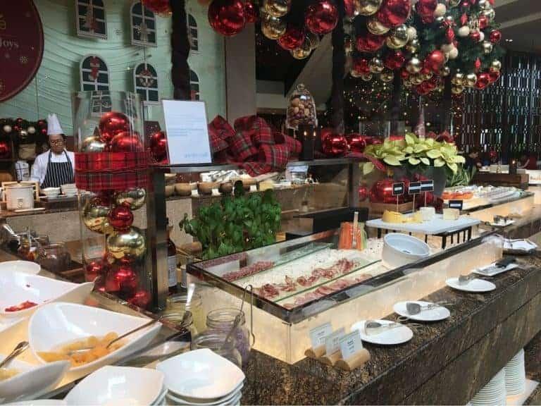 Conrad Hong Kong-Hotel Review-Breakfast for Hilton Honors Diamond Status
