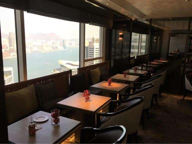 Conrad Hong Kong Hotel Review-Executive Lounge Access With Diamond Status