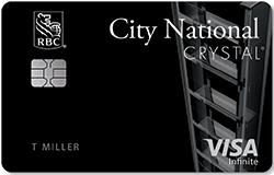 Crystal® Visa Infinite® Credit Card