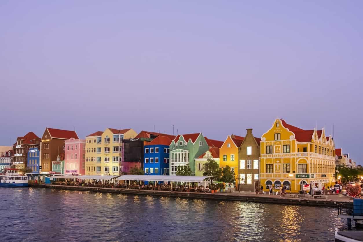 Curacao, Willemstad - Punda