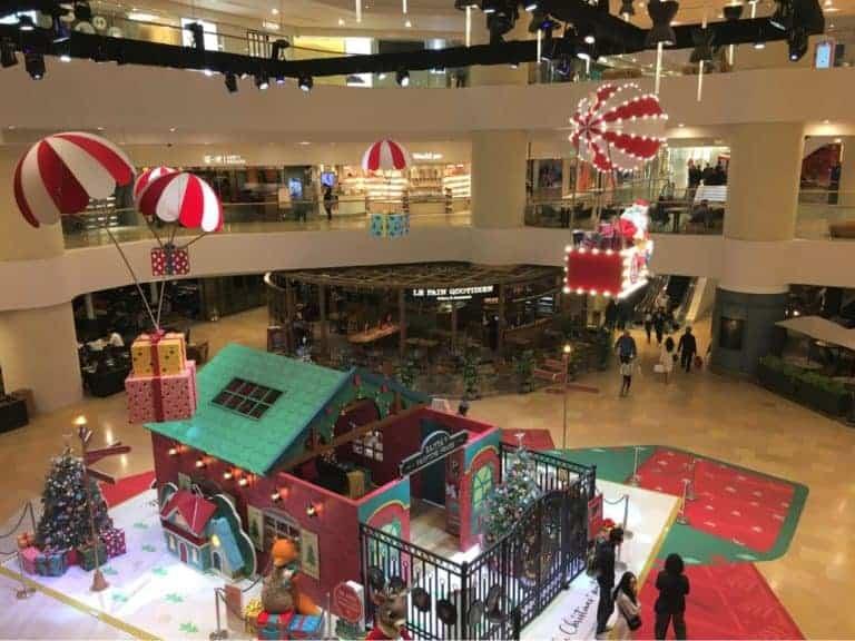Pacific Place Mall Hong Kong