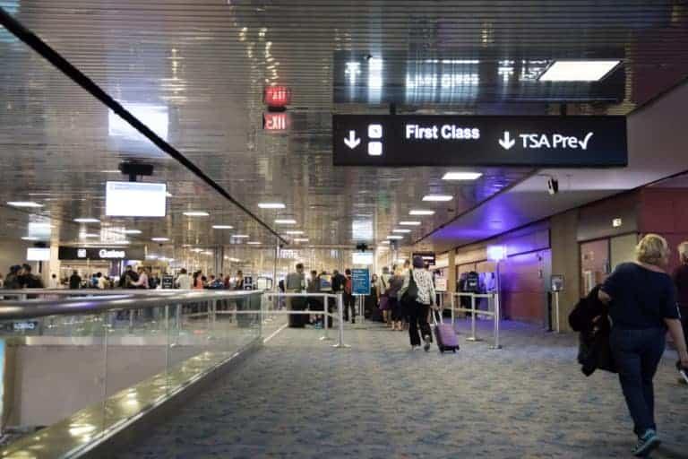 TSA Precheck or Global Entry
