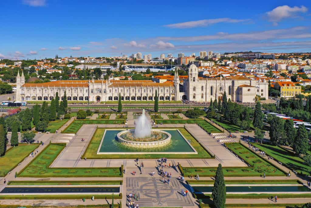 Two Card Trip: Romantic Portugal for a Small Business Owner