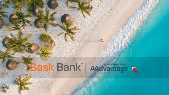 BaskBank American Airlines AAdvantage