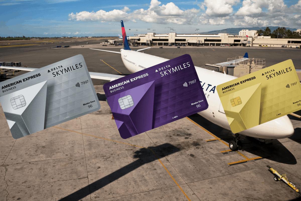 Delta SkyMiles Credit Cards 2020