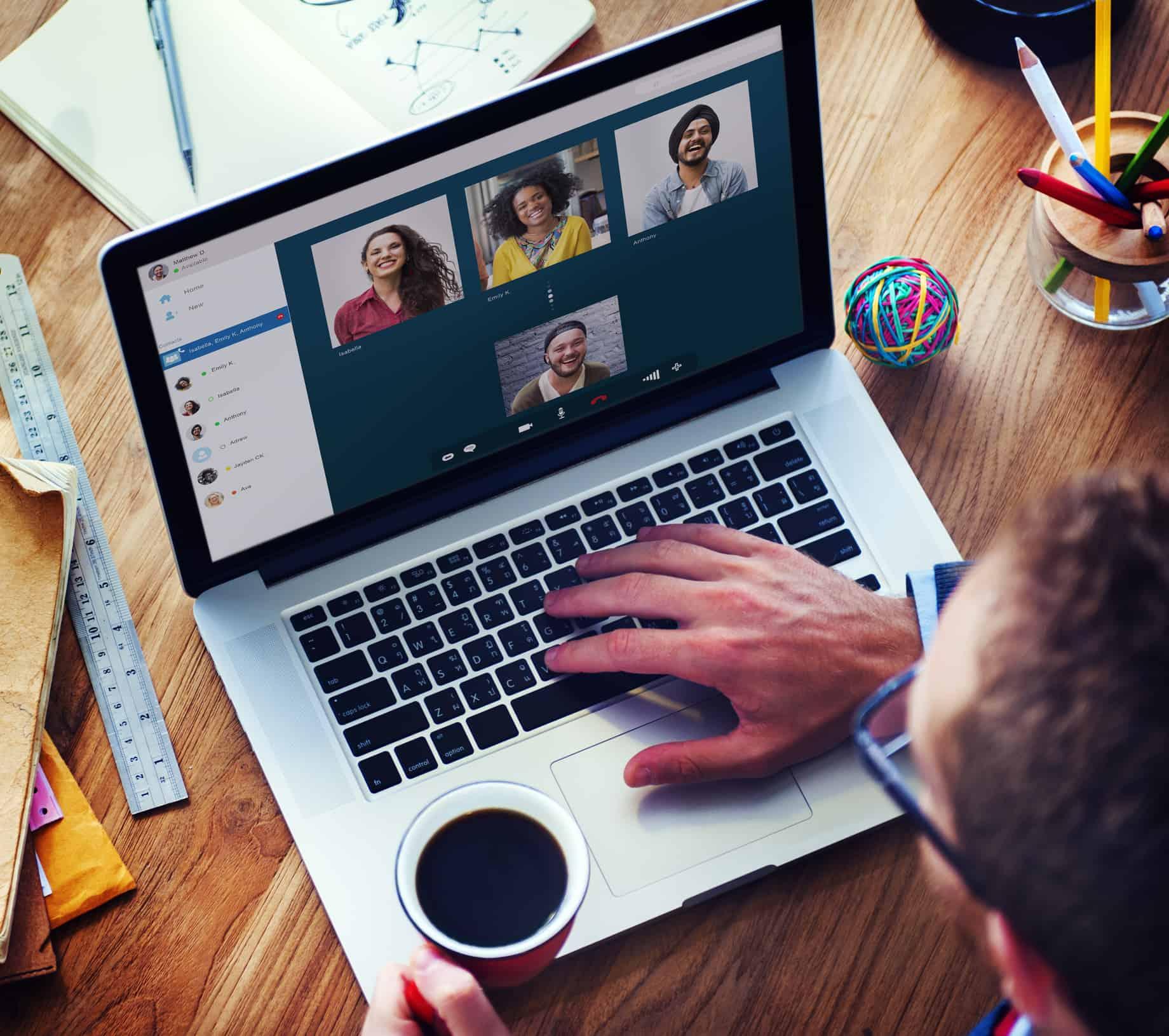 Social Distancing Saturday: Introducing 10xT Team Video