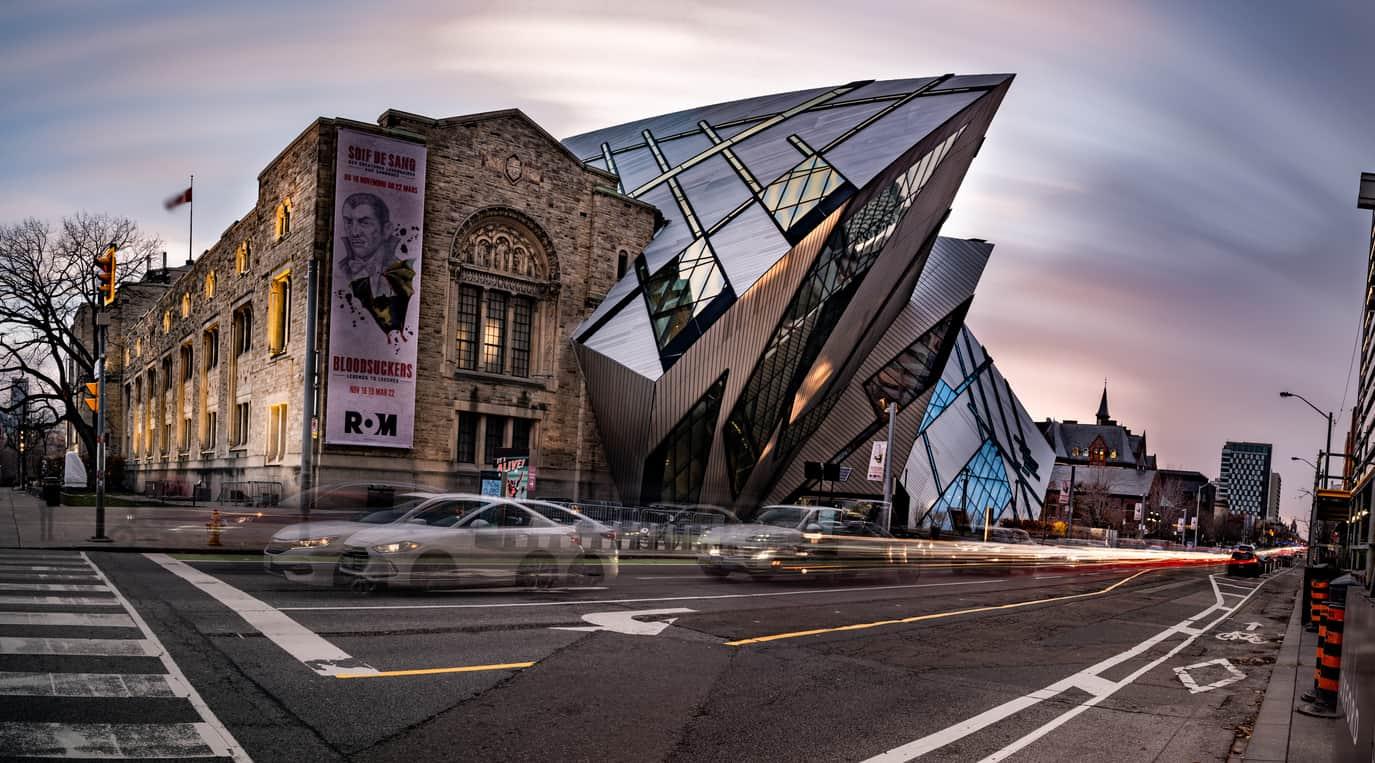 Royal Ontario Museum - Toronto, Ontario