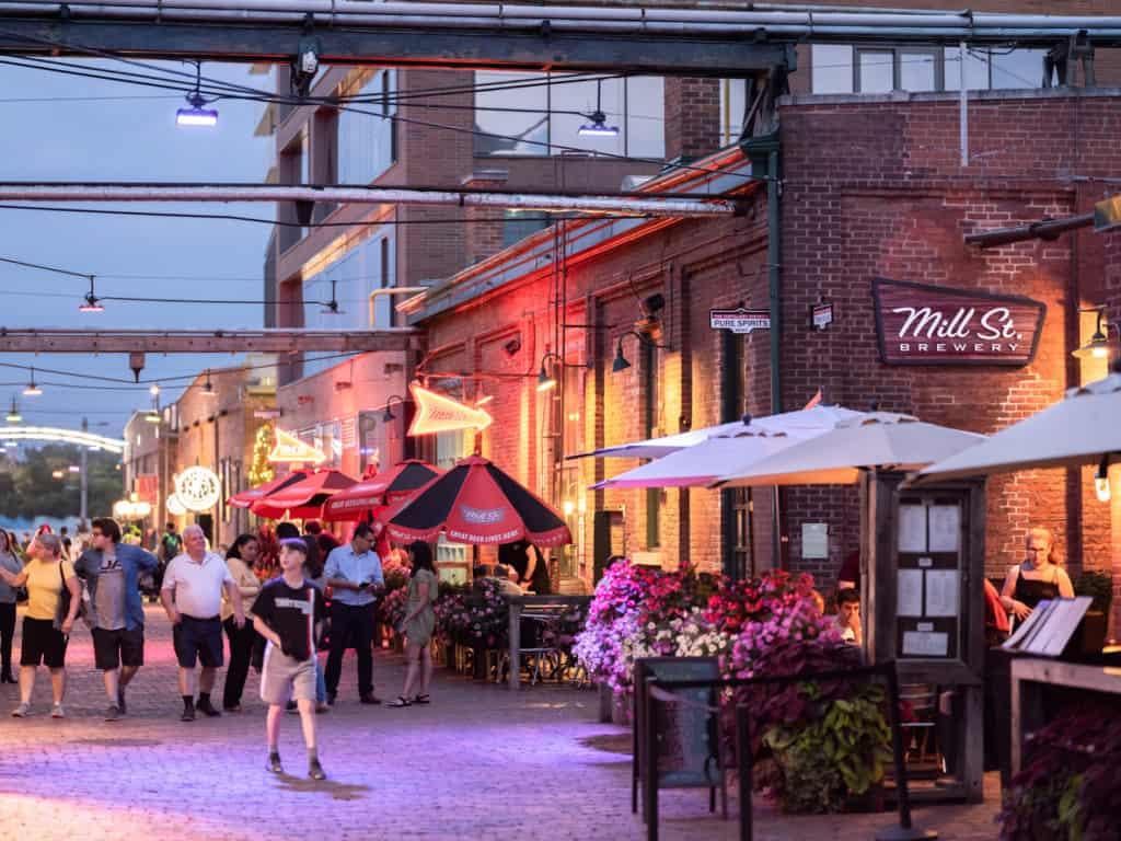 Toronto - Distillery District