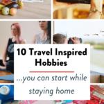 travel inspired hobbies