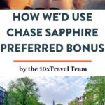 how we use chase sapphire preferred bonus