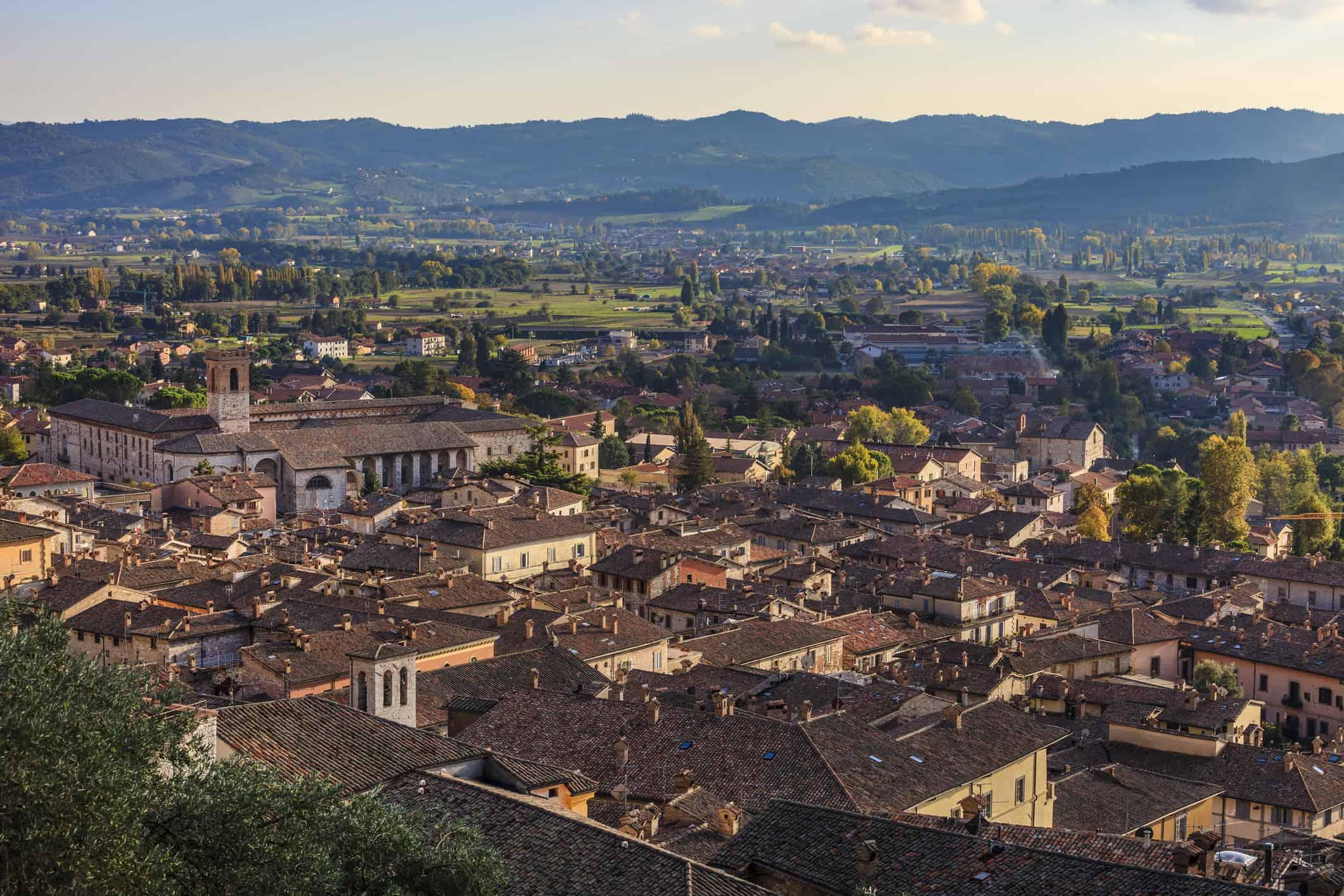 Gubbio-Umbria-Italy