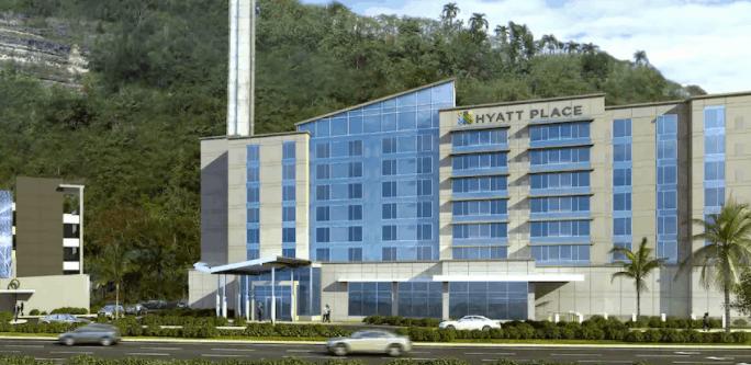Hyatt Place Bayamón