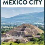 mexico city pyramids travel