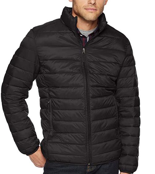 Lightweight Packable Rain Jacket