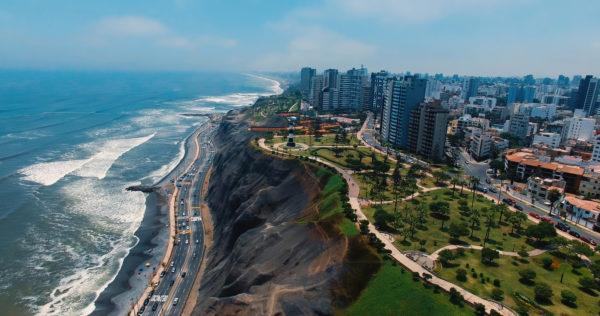 British Airways avios to Lima, Peru