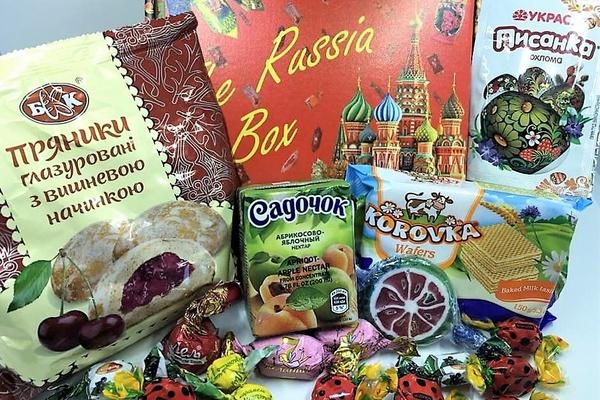 The Russia Box - A Delicious Adventure!