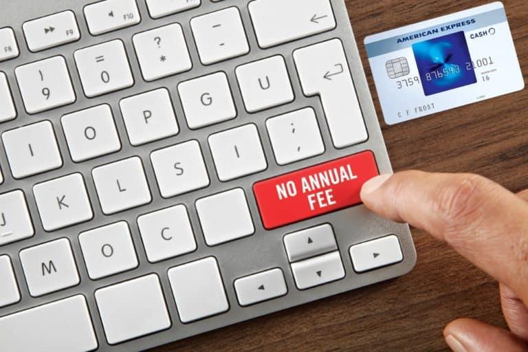 blue cash everyday amex credit card no annual fee